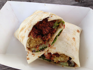POCKet to Me Falafel Wrap