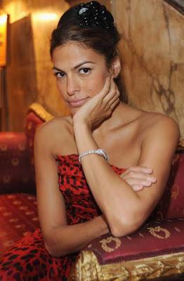 Eva Mendes Diamond Bracelet