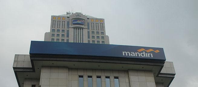 Kantor Bank Mandiri Pusat