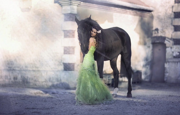 Horse Girl Directv Horse With Girl Commercial