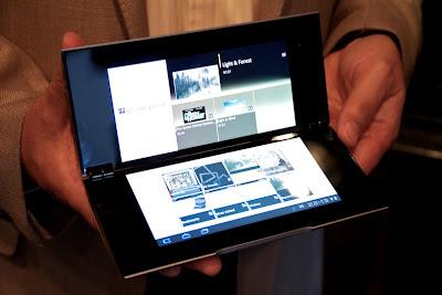 """sonytabs4 Mais um """"Nintendo DS"""" com Android, desta vez da Sony!"""