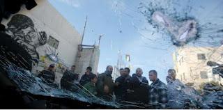 Δύο Παλαιστίνιοι σκοτώθηκαν στη Ραμάλα | Αυτοκίνητο-εμβολισμός σε Ισραηλινούς στρατιώτες