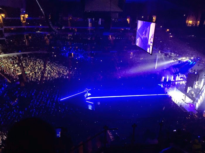Maroon 5 V tour.