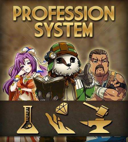 Elsword Professions