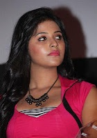 Actress Anjali latest glamour stills at Settai movie audio launch function