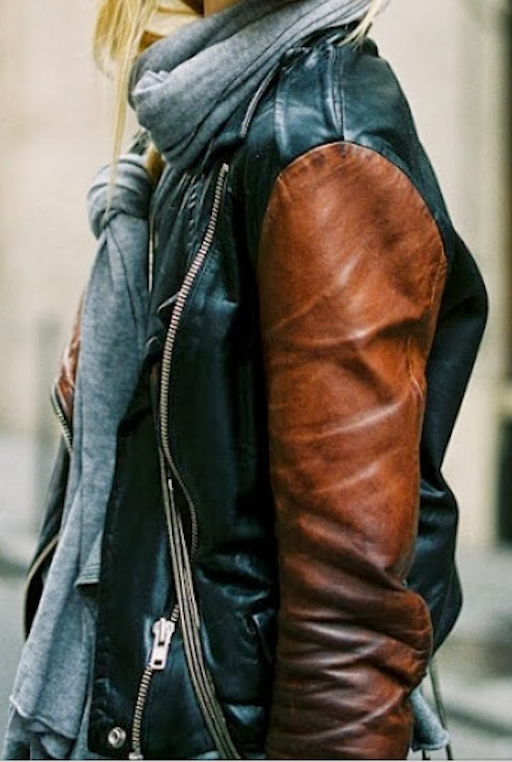 leather weather, leather jacket, fall style