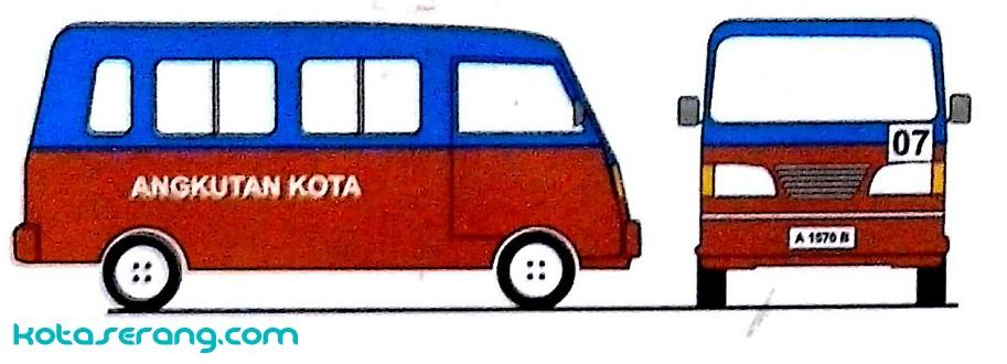 Gambar Angkutan Umum No.7