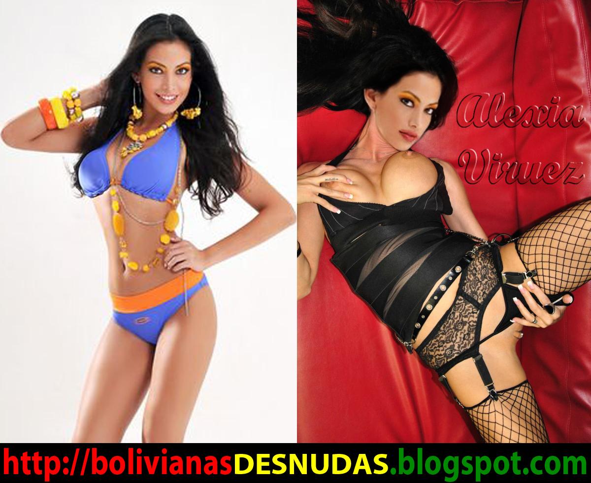 Bolivianas Famosas Desnudas Julio