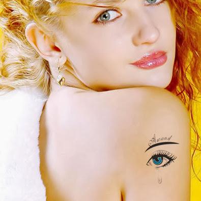 Tattoos Femininas de Olho