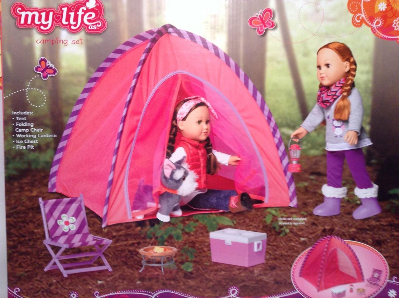 My Life As Camping Set