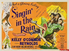 ... de mis pelis favoritas: Singing in the Rain -