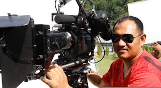 Cinematographer Sanjay Lama