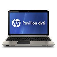 HP Pavilion dv6-b610ss