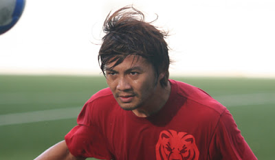 Indra Sahdan Daud : Singapore Football Team (1)