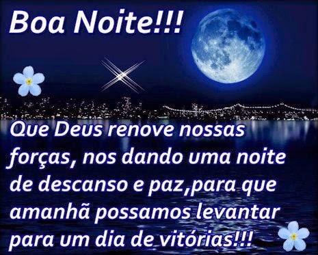 Frases Boa Noite Que Deus Renove Mente Positiva