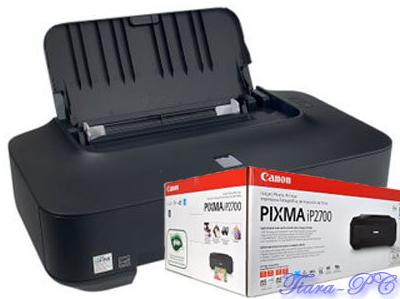 Service Tool Canon IP2770 Error Code 005