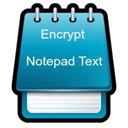 Password Protect Encryption Notepad