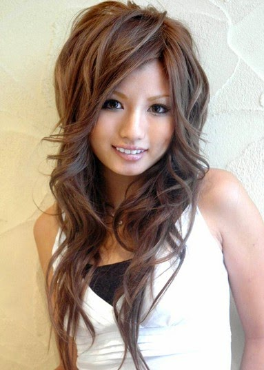 Cute Long Layered Haircuts 2012