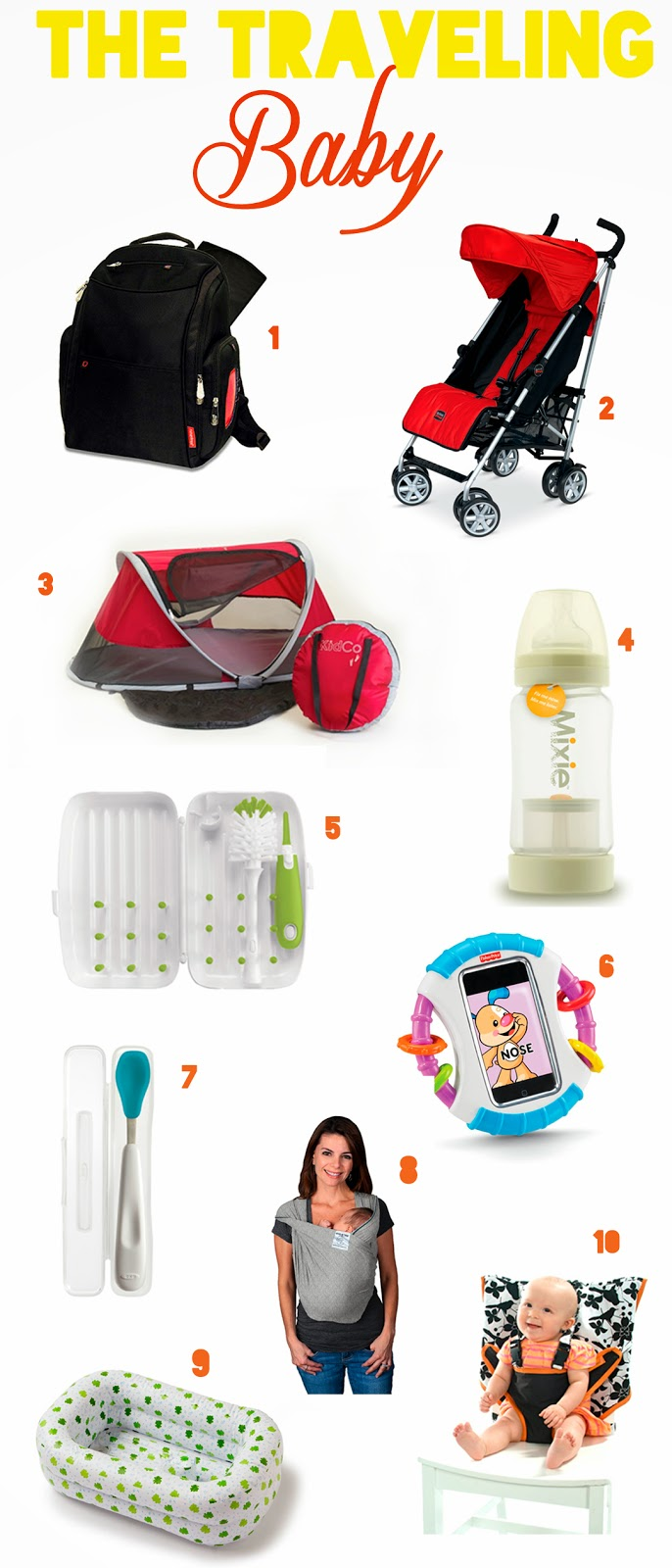 on the go baby products