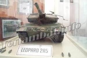 Tank Leopard 2 A;lutista TNI Terbaru