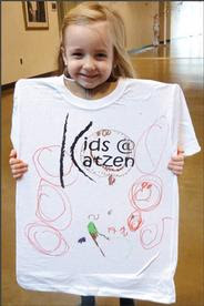 Check out this Link: Kids at Katzen