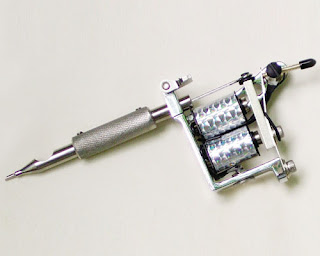Tattoo machines tattoo ink buzz for How to put ink in a tattoo gun