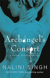 Book Cover Archangel's Consort