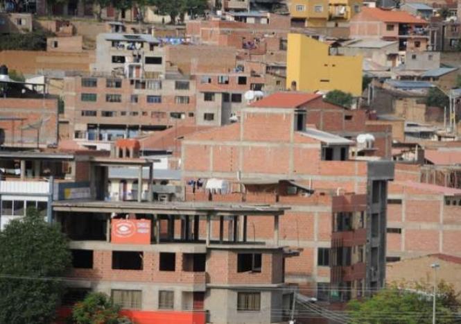 Vivienda en Bolivia