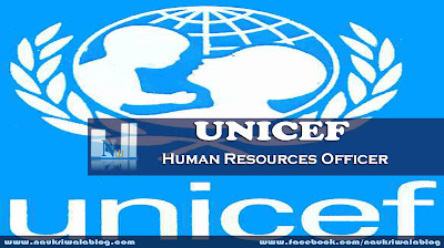 Human Resources Officer Job 2015