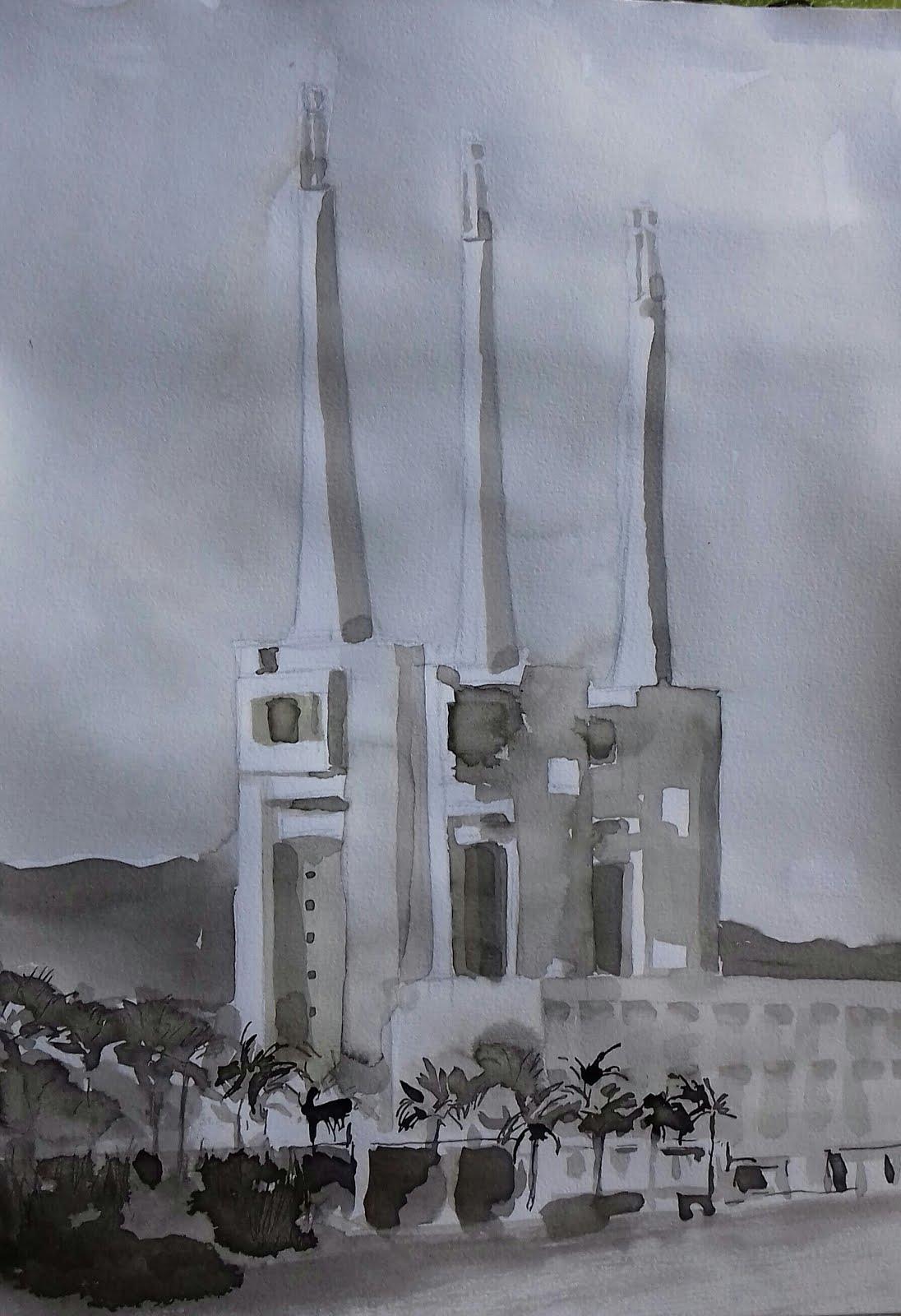 Una catedral señala el camino a los marinos