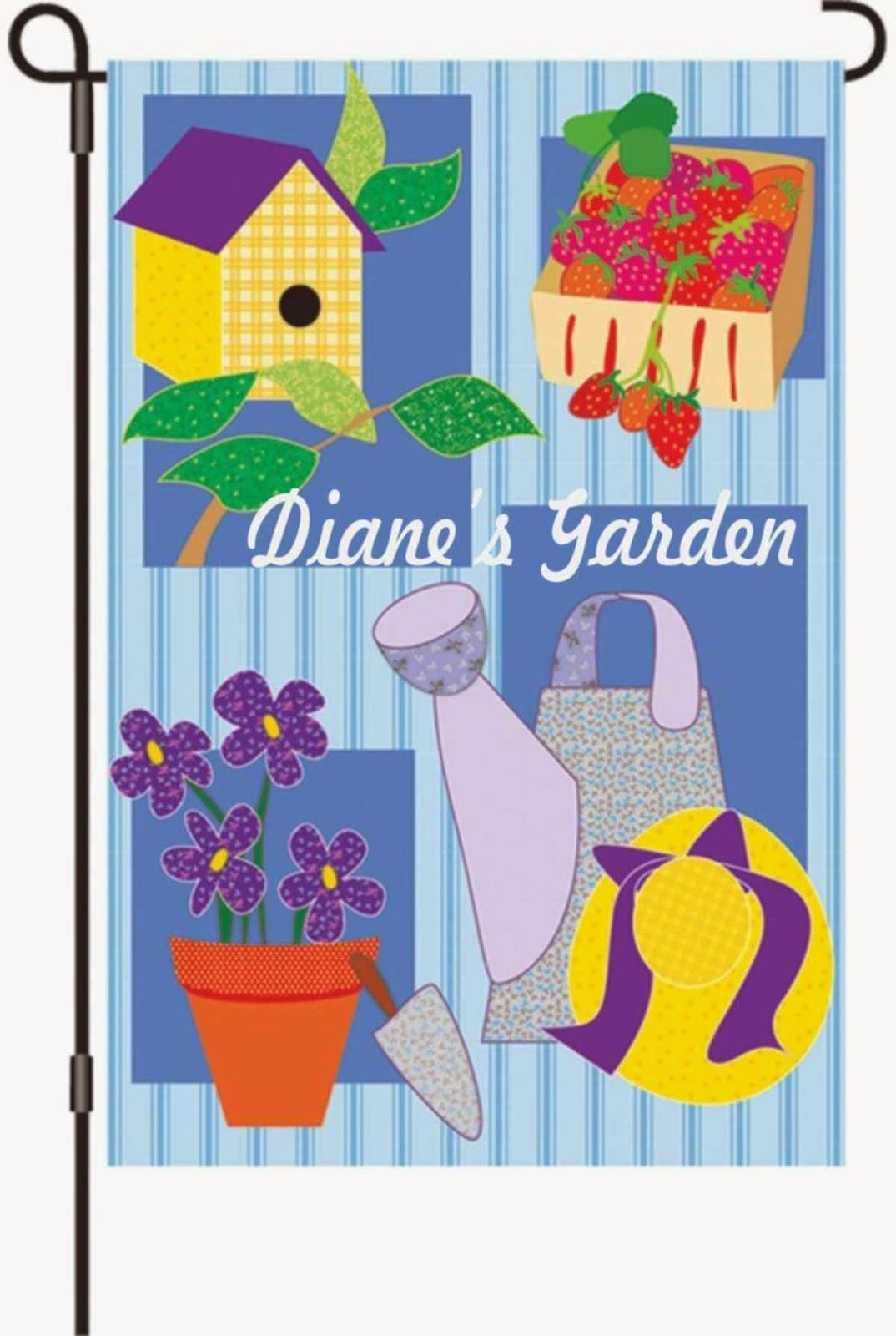 Gardener's Garden FLag