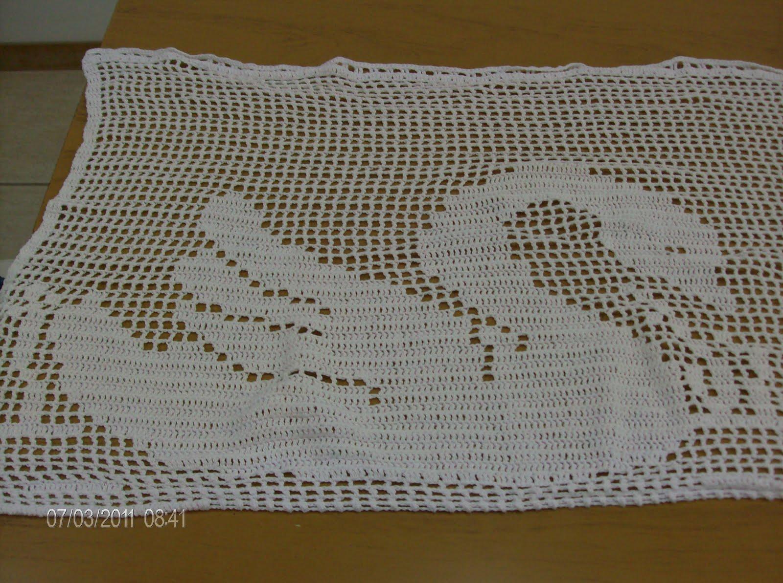 ... les dejo los patrones que les debía de las otras cortinas al crochet