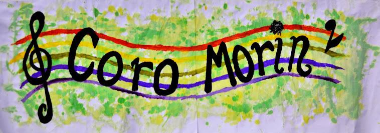 Il Coro del Liceo Morin