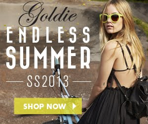 Endless Summer - Goldie SS13 Collection