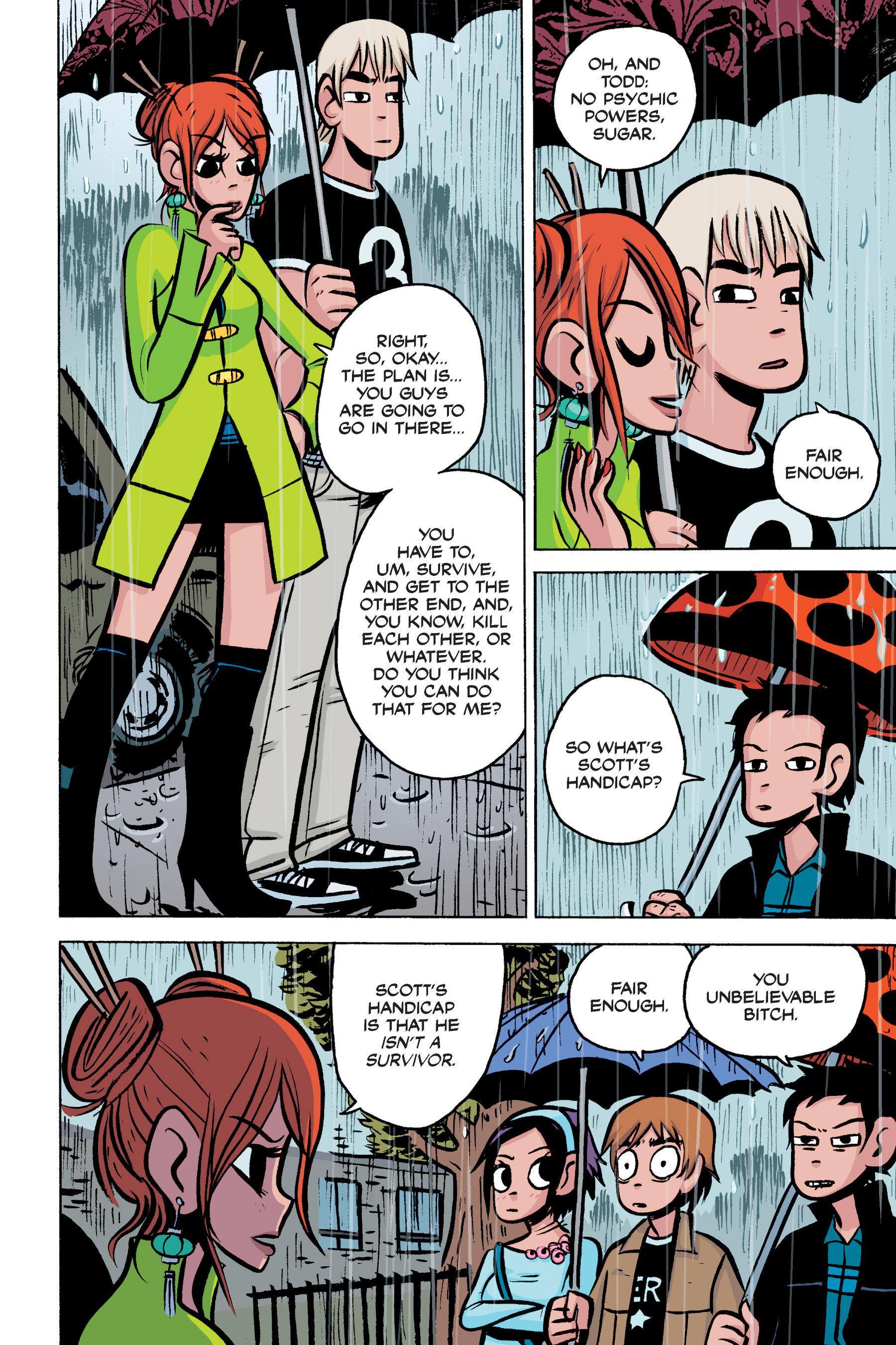 Read online Scott Pilgrim comic -  Issue #3 - 62