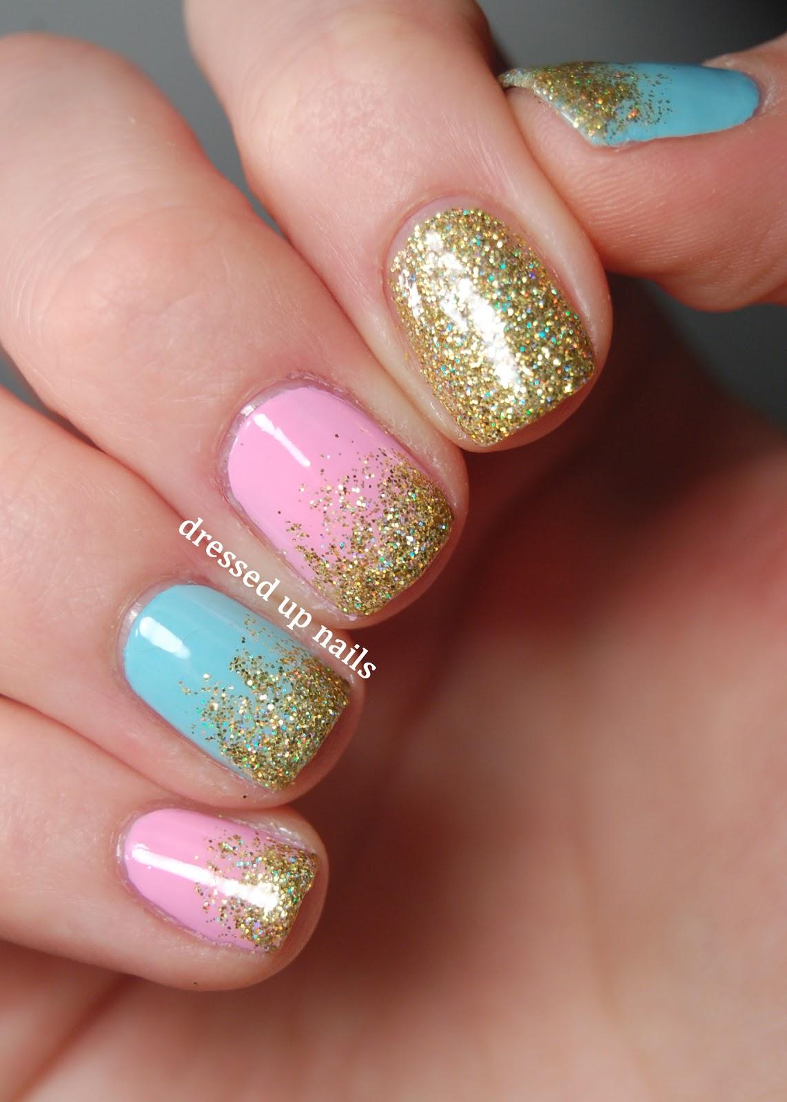Impressive Pink Glitter Nail Designs 1142 x 1600 · 190 kB · jpeg