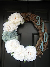 House Number Wreaths