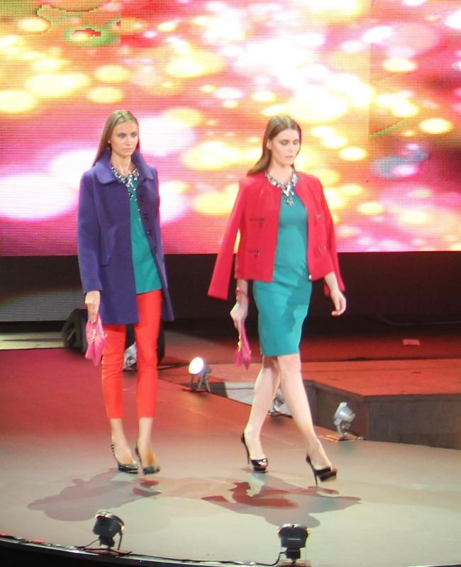 בלוג אופנה Vered'Style תצוגת אופנה גולברי סתיו חורף 2012/13