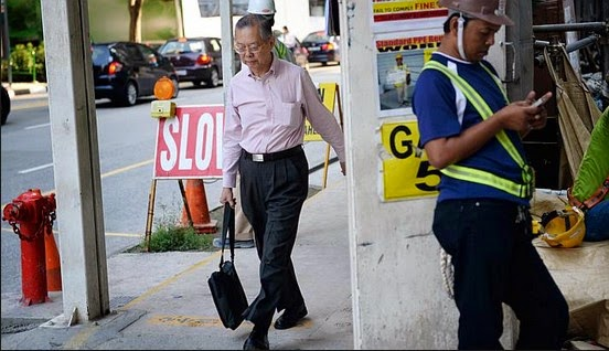 Singapore Businessman Lim Siong Guan