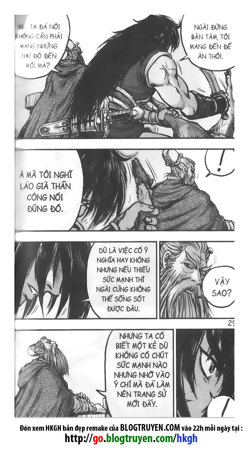 Hiệp Khách Giang Hồ chap 404 Trang 30 - Mangak.info