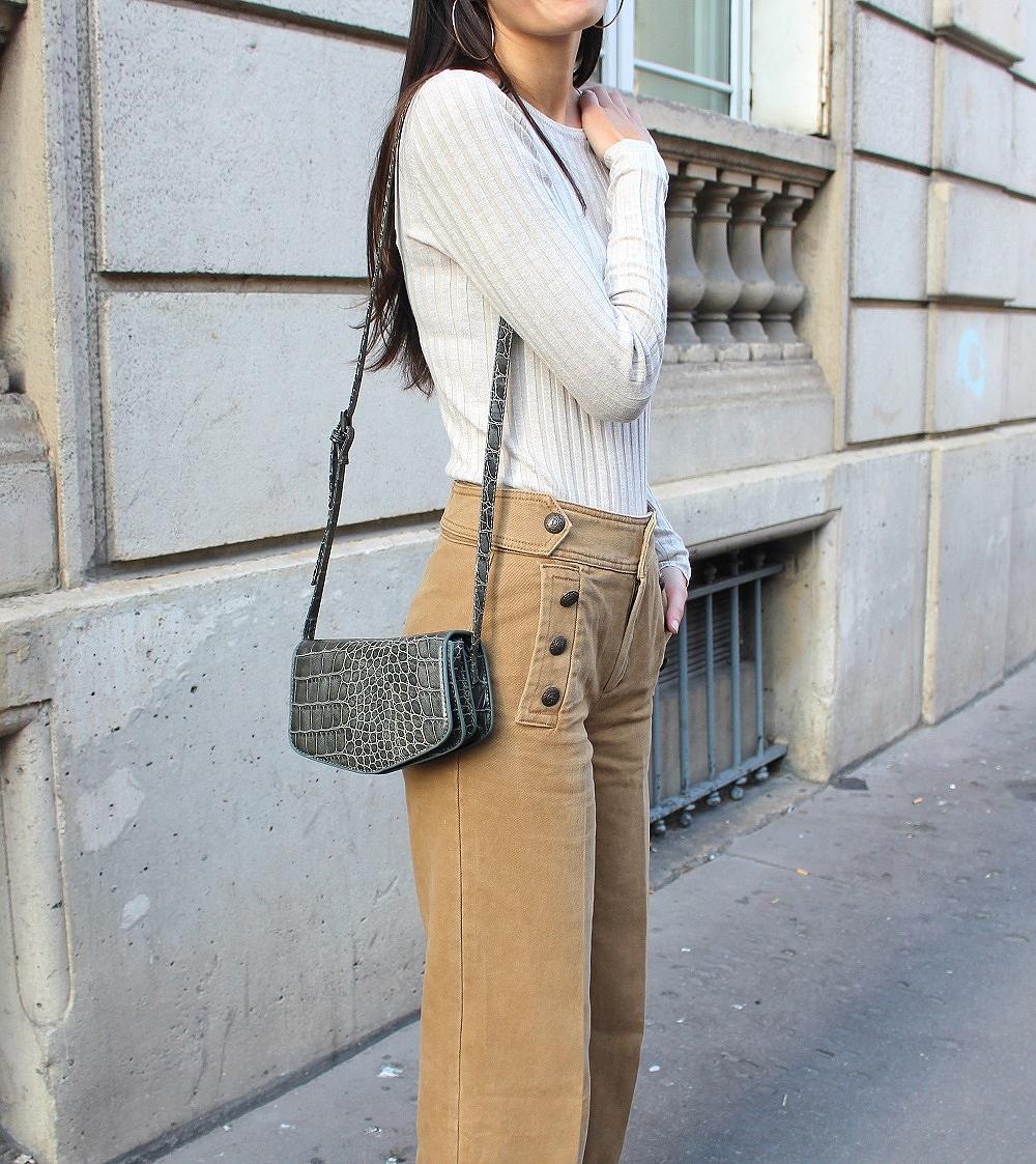 peexo fashion blogger at PFW