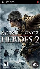 Free Download Games Medal Of Honor 2 heroes PPSSPP ISO Untuk Komputer Full Version ZGASPC