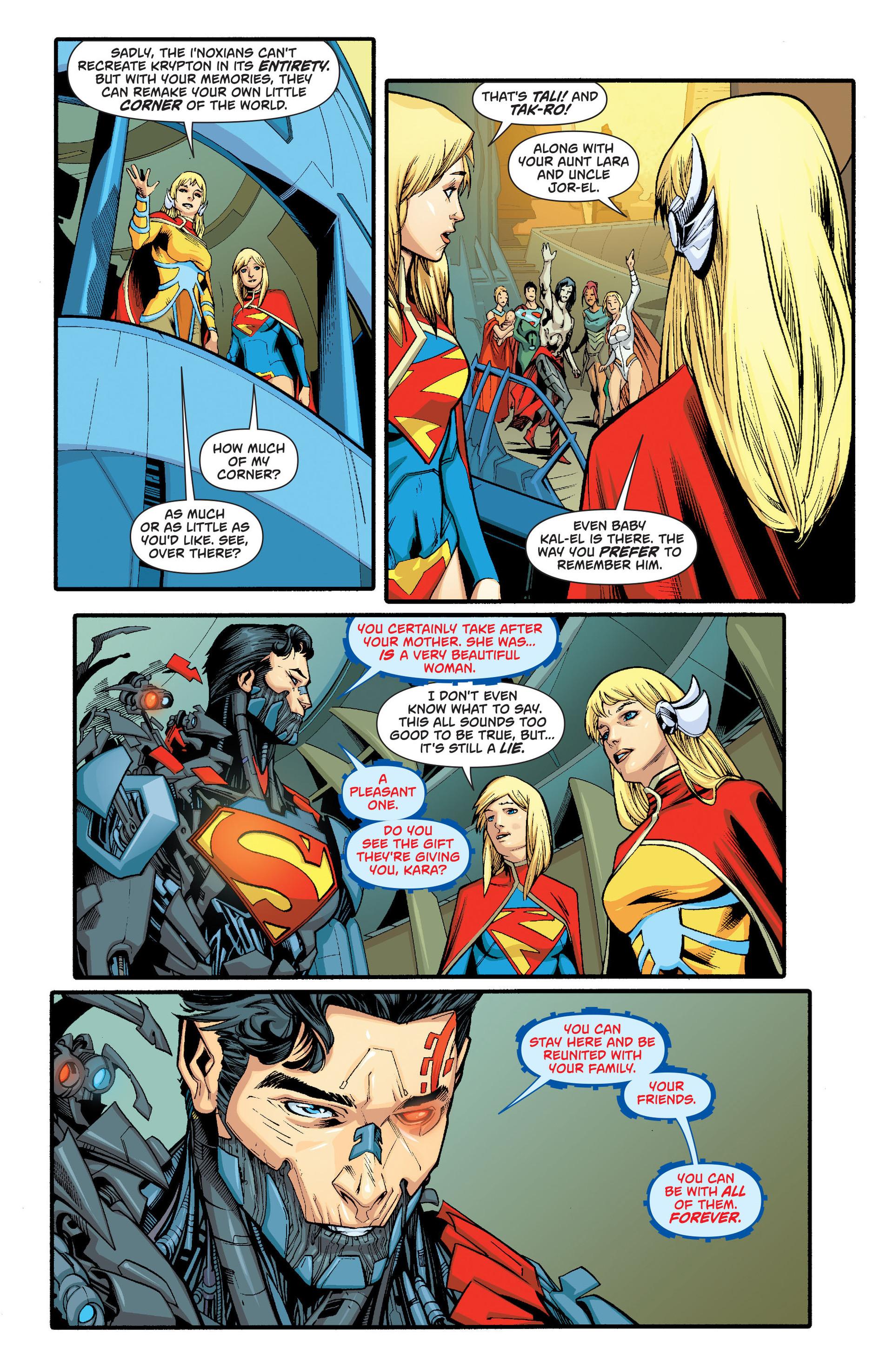 Supergirl (2011) Issue #22 #24 - English 9