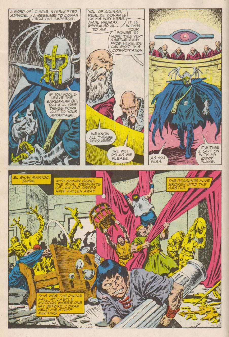 Conan the Barbarian (1970) Issue #190 #202 - English 13