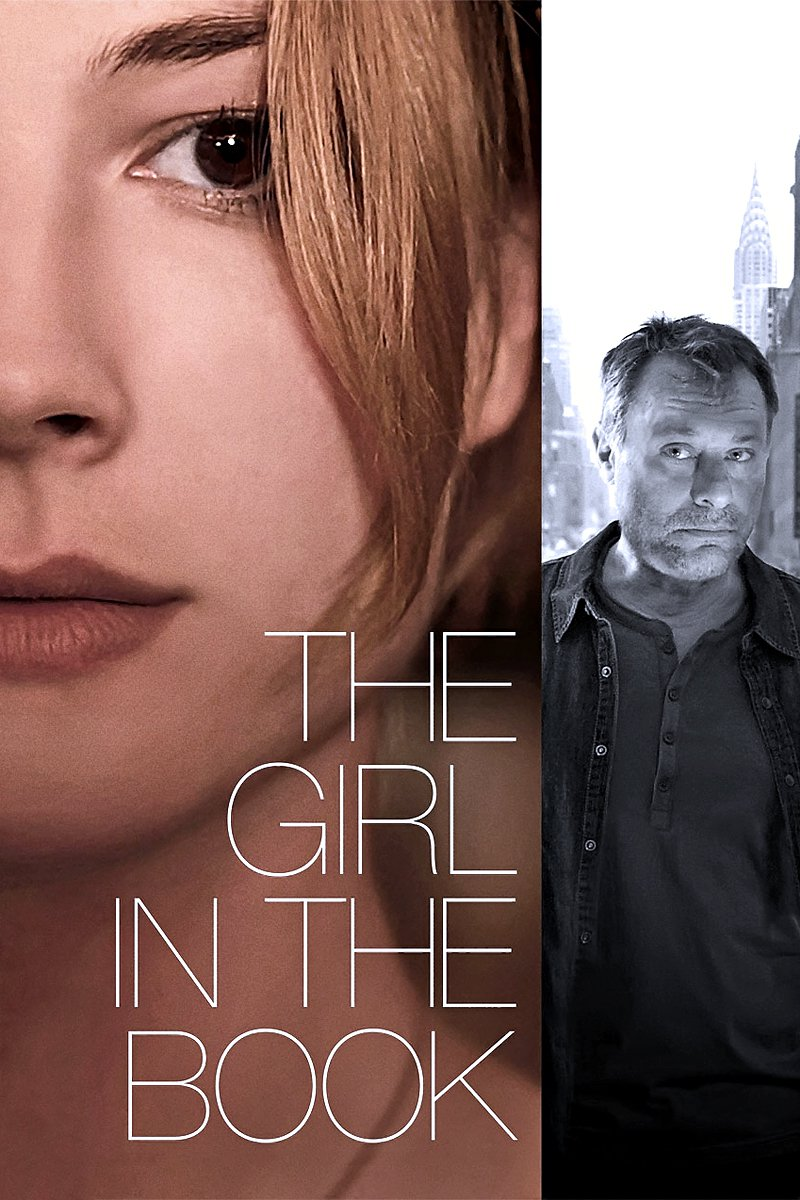 The Girl in the Book – Legendado