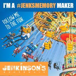 I LOVE Jenkinson's!