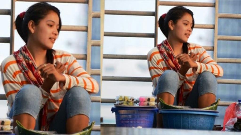 Turinih (Ninih) Wanita Cantik Penjual Gethuk