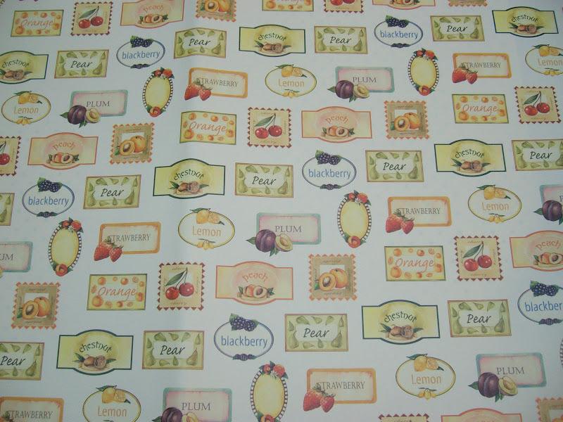 Papeles servilletas y telas de tere papel de cocina 015 - Papeles decorativos para cocinas ...