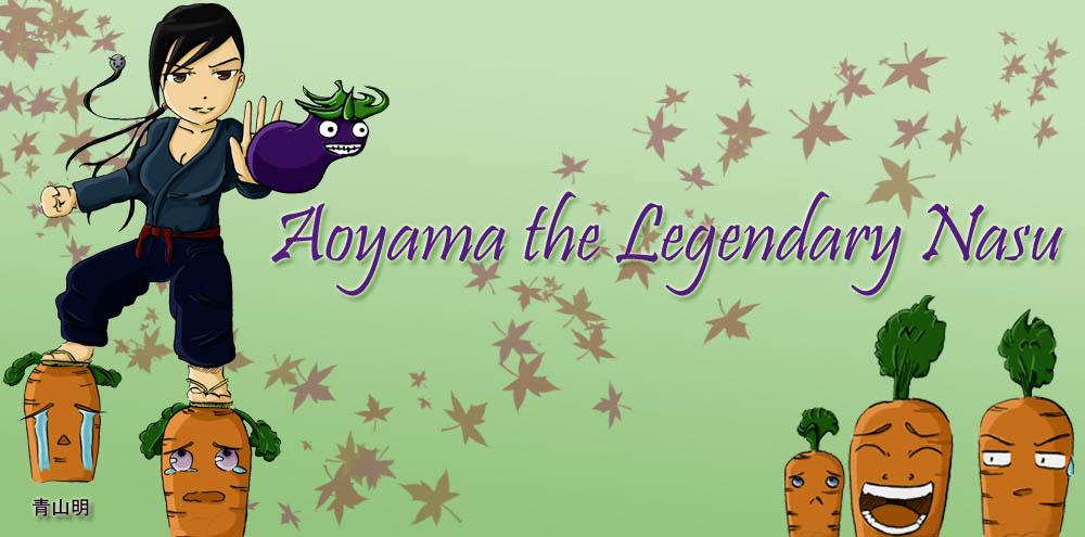 Aoyama the Legendary Nasu