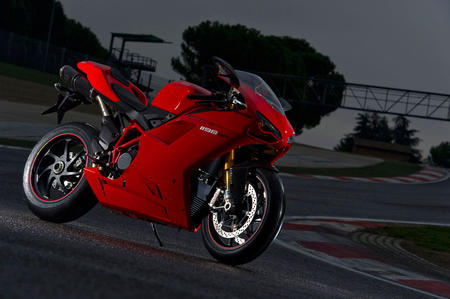 MotoGP Wallpaper  Ducati New Bike 1198 SP 2011 Wallpapers